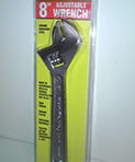 "8"" Adjustable Wrench by KC Professional"