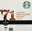 Starbucks Pikes Place