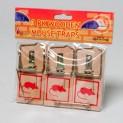 3pk mouse traps